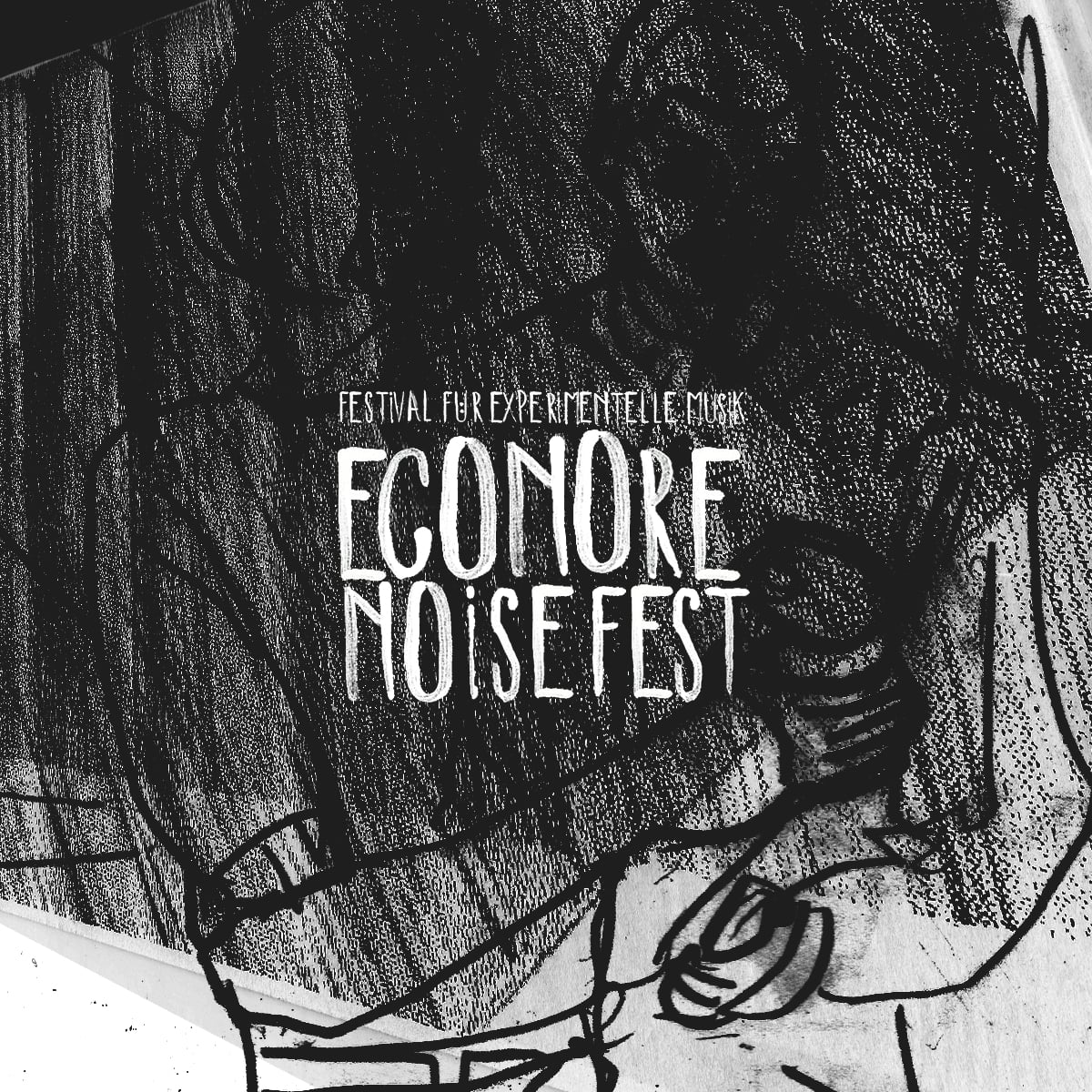 Econore Noise Fest 2018 – Festival für experimentelle Musik in Mönchengladbach
